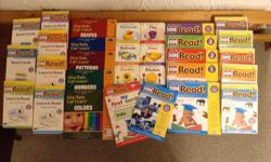 The set is in excellent shape. Many of the resources in this set have never been used. Light wear can be seen on some of the edges on the books. DVDs are in good shape with some light scratches. A complete set. Comes with: -parents guide -introduction by